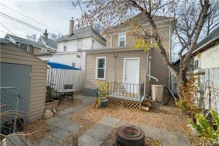 Photo 19: 483 Simcoe Street in Winnipeg: West End Residential for sale (5A)  : MLS®# 1727815