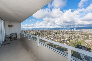 Photo 1: 2205 4160 Sardis Street in Burnaby: Central Park BS Condo for sale (Burnaby South)  : MLS®# R2233323