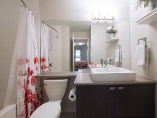 """Photo 9: 410 21009 56 Avenue in Langley: Salmon River Condo for sale in """"CORNERSTONE"""" : MLS®# R2247228"""
