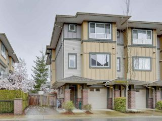 "Photo 1: 40 9440 FERNDALE Road in Richmond: McLennan North Townhouse for sale in ""McLeannan North"" : MLS®# R2255453"