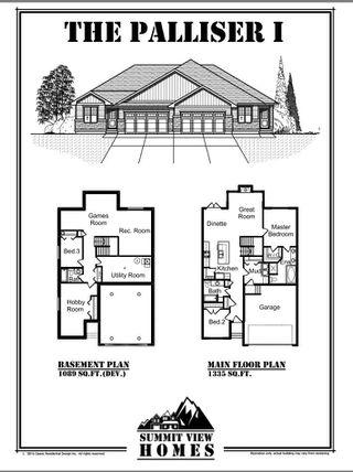 Main Photo: 13 Horton Way: Ardrossan House Half Duplex for sale : MLS®# E4119016