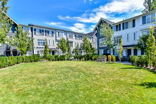 "Photo 1: 36 15152 91 Avenue in Surrey: Fleetwood Tynehead Townhouse for sale in ""Fleetwood Mac"" : MLS®# R2290041"