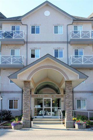 Main Photo: 211 2420 108 Street in Edmonton: Zone 16 Condo for sale : MLS®# E4121746