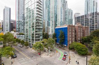 """Photo 14: 706 555 JERVIS Street in Vancouver: Coal Harbour Condo for sale in """"Harbourside Park"""" (Vancouver West)  : MLS®# R2307295"""