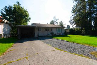 Photo 1: 32244 PINEVIEW Avenue in Abbotsford: Abbotsford West House for sale : MLS®# R2311230