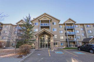 Main Photo: 313 279 SUDER GREENS Drive in Edmonton: Zone 58 Condo for sale : MLS®# E4133594