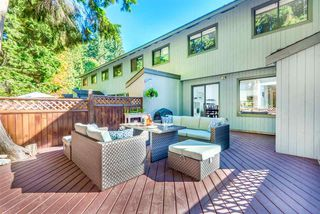 """Photo 11: 861 BLACKSTOCK Road in Port Moody: North Shore Pt Moody Townhouse for sale in """"Woodside Village"""" : MLS®# R2319015"""