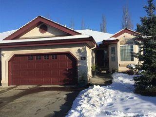 Main Photo: 4 1203 CARTER CREST Road in Edmonton: Zone 14 House Half Duplex for sale : MLS®# E4134666