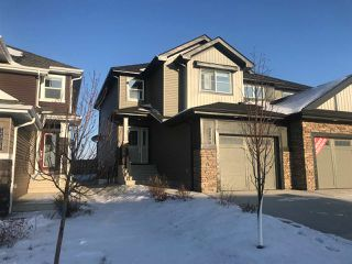 Main Photo:  in Edmonton: Zone 53 House Half Duplex for sale : MLS®# E4135787