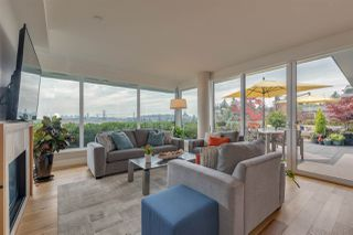 "Main Photo: 501 908 KEITH Road in West Vancouver: Park Royal Condo for sale in ""Cliffside 3 at Evelyn"" : MLS®# R2329523"