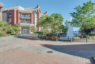 "Photo 1: 402 1220 QUAYSIDE Drive in New Westminster: Quay Condo for sale in ""Tiffany Shores"" : MLS®# R2334252"