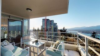 "Photo 3: 1205 9060 UNIVERSITY Crescent in Burnaby: Simon Fraser Univer. Condo for sale in ""ALTITUDE"" (Burnaby North)  : MLS®# R2344853"
