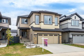 Main Photo: 7453 GETTY Way in Edmonton: Zone 58 House for sale : MLS®# E4145957