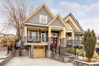 Photo 1: 931 QUADLING Avenue in Coquitlam: Maillardville House 1/2 Duplex for sale : MLS®# R2347847