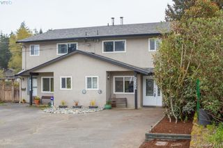Photo 2: A 3263 Galloway Road in VICTORIA: Co Wishart North Half Duplex for sale (Colwood)  : MLS®# 408318