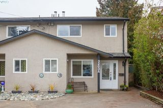 Photo 1: A 3263 Galloway Road in VICTORIA: Co Wishart North Half Duplex for sale (Colwood)  : MLS®# 408318