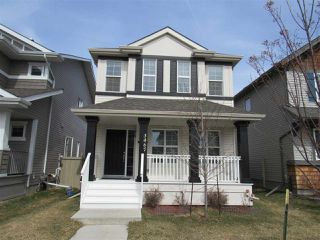Photo 1: 3467 CUTLER Crescent in Edmonton: Zone 55 House for sale : MLS®# E4153078