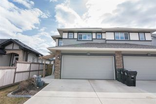 Main Photo: 190 SUNTERRA Way: Sherwood Park House Half Duplex for sale : MLS®# E4154840