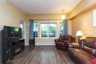 Photo 2: 105 360 Goldstream Avenue in VICTORIA: Co Colwood Corners Condo Apartment for sale (Colwood)  : MLS®# 411359