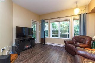 Photo 3: 105 360 Goldstream Avenue in VICTORIA: Co Colwood Corners Condo Apartment for sale (Colwood)  : MLS®# 411359