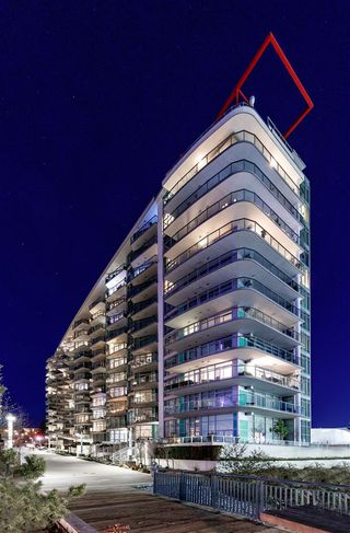 """Photo 20: 1101 199 VICTORY SHIP Way in North Vancouver: Lower Lonsdale Condo for sale in """"THE TROPHY"""" : MLS®# R2373597"""