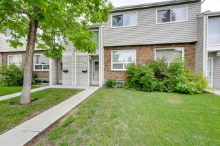 Photo 1: 18251 93 Avenue in Edmonton: Zone 20 Townhouse for sale : MLS®# E4160911