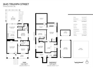 Photo 20: 2645 TRIUMPH Street in Vancouver: Hastings Sunrise House for sale (Vancouver East)  : MLS®# R2381550