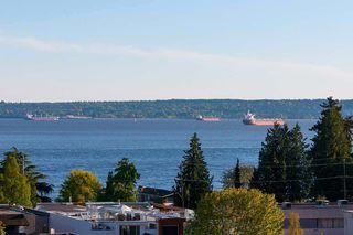 Main Photo: 702 1480 DUCHESS Avenue in West Vancouver: Ambleside Condo for sale : MLS®# R2451464