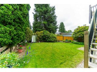Photo 32: 3383 HENDON Street in Abbotsford: Abbotsford East House for sale : MLS®# R2468157