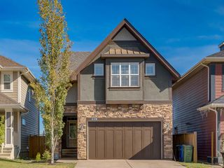 Main Photo: 119 MAHOGANY Way SE in Calgary: Mahogany Detached for sale : MLS®# A1021991