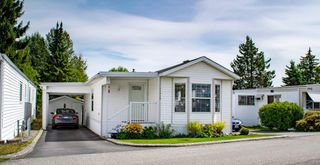 "Photo 1: 46 11926 POPLAR Drive in Pitt Meadows: Central Meadows Manufactured Home for sale in ""Meadow Highland MHP"" : MLS®# R2489727"