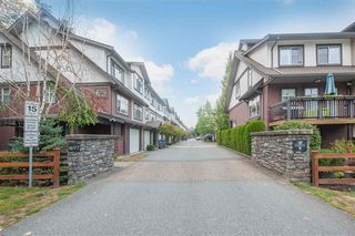 Photo 2: 122 16177 83 Avenue in Surrey: Fleetwood Tynehead Townhouse for sale : MLS®# R2499276