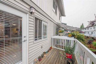 Photo 22: 122 16177 83 Avenue in Surrey: Fleetwood Tynehead Townhouse for sale : MLS®# R2499276