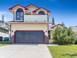 Main Photo: 75 Hawkdale Circle in Calgary: Hawkwood Detached for sale : MLS®# A1037527