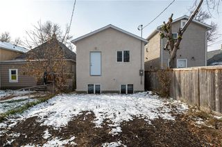Photo 19: 635 Aberdeen Avenue in Winnipeg: North End Residential for sale (4A)  : MLS®# 202026729