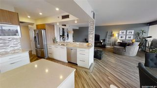 Photo 4: 401 730 Spadina Crescent East in Saskatoon: Central Business District Residential for sale : MLS®# SK837574