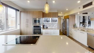 Photo 6: 401 730 Spadina Crescent East in Saskatoon: Central Business District Residential for sale : MLS®# SK837574
