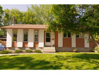 Photo 1: 14 Bergman Crescent in WINNIPEG: Charleswood Residential for sale (South Winnipeg)  : MLS®# 1111132