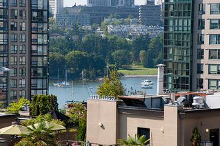 """Photo 9: 1005 1155 HOMER Street in Vancouver: Yaletown Condo for sale in """"CITYCREST"""" (Vancouver West)  : MLS®# V903366"""