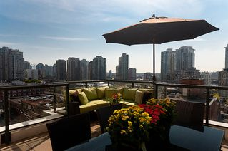"""Photo 4: 1005 1155 HOMER Street in Vancouver: Yaletown Condo for sale in """"CITYCREST"""" (Vancouver West)  : MLS®# V903366"""
