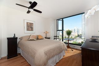 """Photo 12: 1005 1155 HOMER Street in Vancouver: Yaletown Condo for sale in """"CITYCREST"""" (Vancouver West)  : MLS®# V903366"""