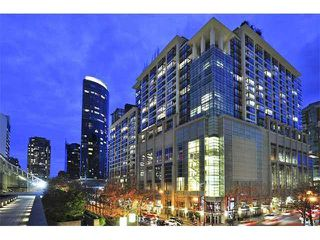 """Photo 1: 1233 933 HORNBY Street in Vancouver: Downtown VW Condo for sale in """"Electric Ave"""" (Vancouver West)  : MLS®# V910002"""