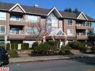 "Photo 1: 105 15375 17TH Avenue in Surrey: King George Corridor Condo for sale in ""CARMEL PLACE"" (South Surrey White Rock)  : MLS®# F1127859"
