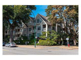 Photo 1: 303 2755 MAPLE Street in Vancouver: Kitsilano Condo for sale (Vancouver West)  : MLS®# V978385