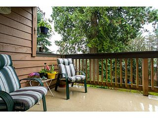 "Photo 13: 412 CARDIFF Way in Port Moody: College Park PM Townhouse for sale in ""EASTHILL"" : MLS®# V1059936"