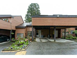 "Photo 1: 412 CARDIFF Way in Port Moody: College Park PM Townhouse for sale in ""EASTHILL"" : MLS®# V1059936"