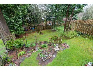 "Photo 16: 412 CARDIFF Way in Port Moody: College Park PM Townhouse for sale in ""EASTHILL"" : MLS®# V1059936"