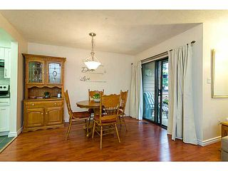 "Photo 3: 412 CARDIFF Way in Port Moody: College Park PM Townhouse for sale in ""EASTHILL"" : MLS®# V1059936"