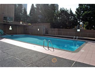 """Photo 20: 2203 4160 SARDIS Street in Burnaby: Central Park BS Condo for sale in """"CENTRAL PARK PLACE"""" (Burnaby South)  : MLS®# V1067620"""