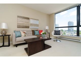 """Photo 3: 504 7225 ACORN Avenue in Burnaby: Highgate Condo for sale in """"AXIS"""" (Burnaby South)  : MLS®# V1071160"""